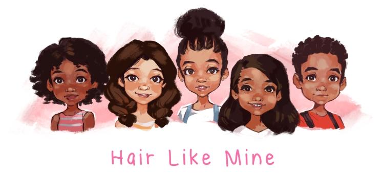 HairLikeMine